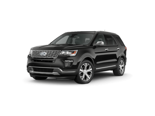 New Ford for sale 2019 Ford Explorer Platinum SUV in Randolph, NJ